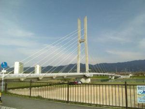 南河内サイクルライン サイクル橋